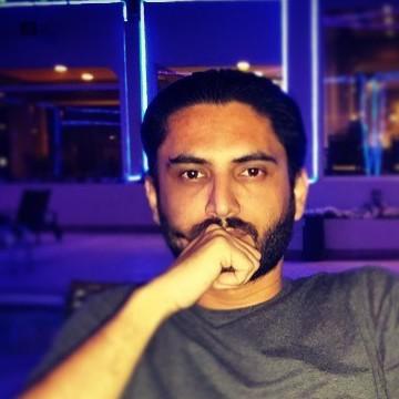 Faraz Hussain, 37, Al Khobar, Saudi Arabia