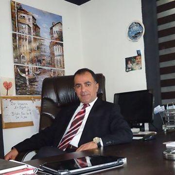 Zeki Can, 44, Istanbul, Turkey