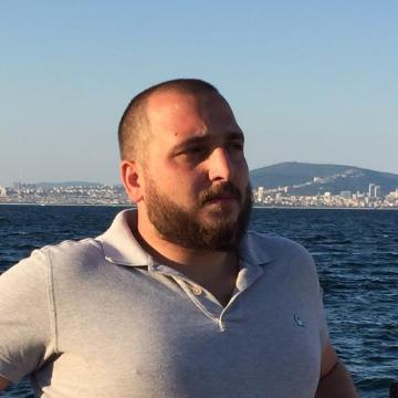Süleyman Atay, 30, Istanbul, Turkey