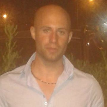 Davide Montella, 32, Torino, Italy