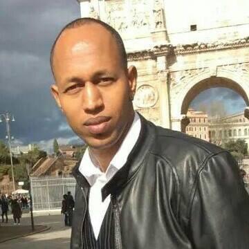 Robel Ablel, 29, Rome, Italy