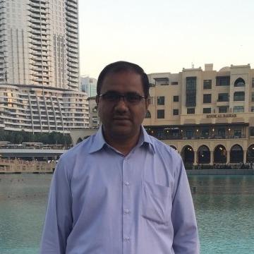 Fazal, 35, Dubai, United Arab Emirates