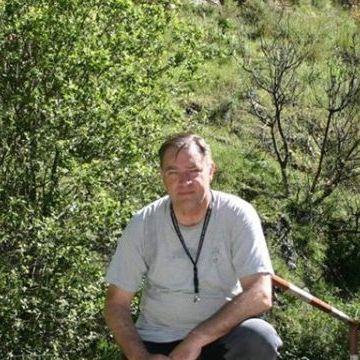 Walter Vergano Shittenhelm, 62, Granada, Spain
