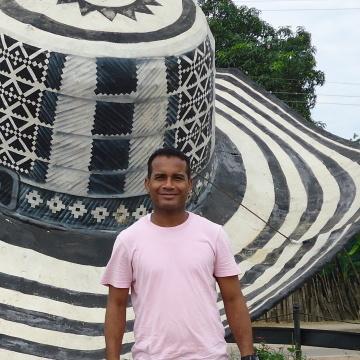 Jhonny Tobinson, 39, Cartagena, Colombia