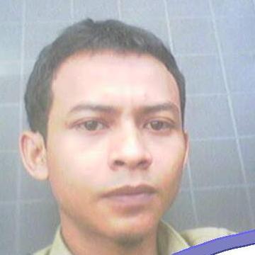 Robby Pratama, 35, Jakarta, Indonesia