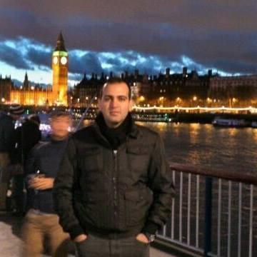 Tunc, 36, Istanbul, Turkey