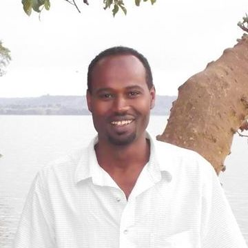 Alemayehu Yoseph, 33, Addis Abeba, Ethiopia