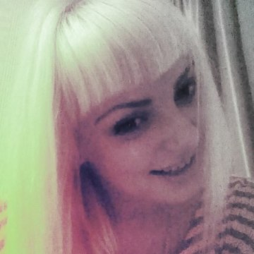 Nastia Kalashnik, 21, Odesa, Ukraine