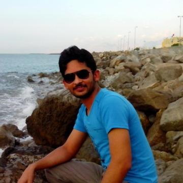 Naqash Raza, 26, Ras Al Khaima, United Arab Emirates