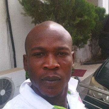 Oladipupo Ladeinde, 36, Cotonou, Benin