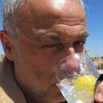 Miquel Riera, 56, Barcelona, Spain
