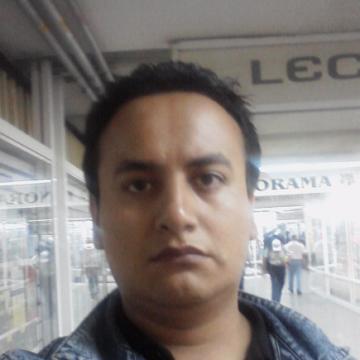 Arturo Islas, 32, Mexico, Mexico
