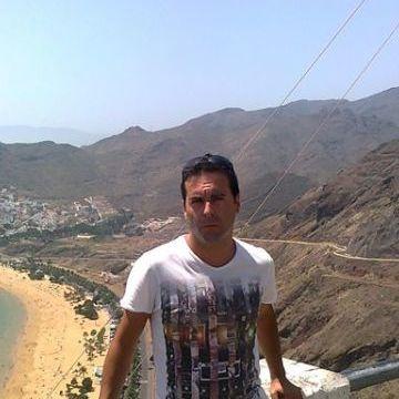 Jesus Gonzalez Garcia, 41, Madrid, Spain