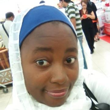 Mardhiyat Ali, 28, Ibadan, Nigeria