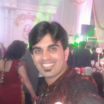 Rahat Ali, 29, Wah, Pakistan