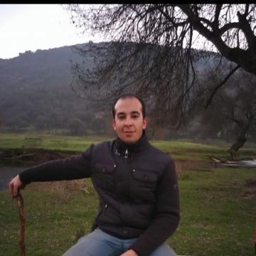 Francisco Garcia Perez, 29, Ciudad Real, Spain
