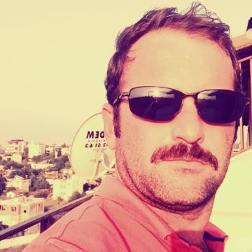 Ali, 35, Antalya, Turkey