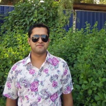 Dev Bhandari, 27, Dubai, United Arab Emirates