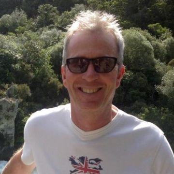 Stephen, 51, Auckland, New Zealand