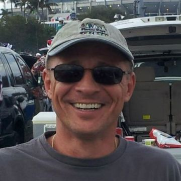 Robert Janicki, 48, Key West, United States