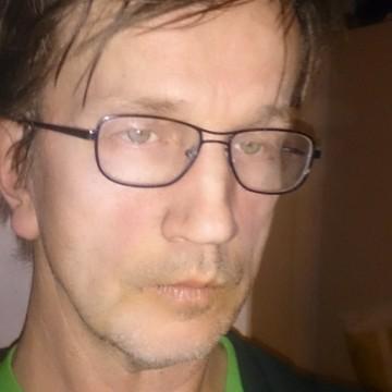 Urban Karlsson, 53, Kristinehamn, Sweden