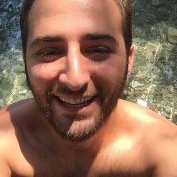 Kaan Kocak, 27, Istanbul, Turkey
