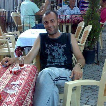 Bıcı Bayrak, 40, Istanbul, Turkey