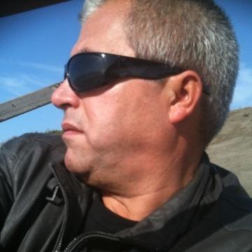 Steve Mec, 40, Rome, Italy