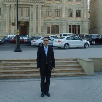 Kanan, 39, Baku, Azerbaijan