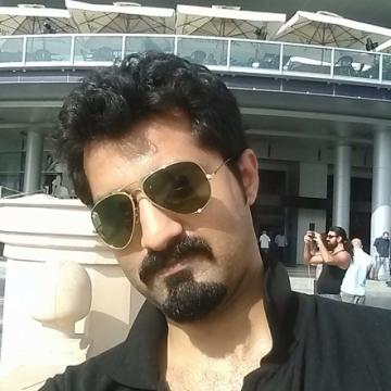 Noman Hashmi, 32, Dubai, United Arab Emirates