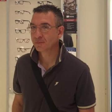 Raffaele Cusumano, 46, Piacenza, Italy