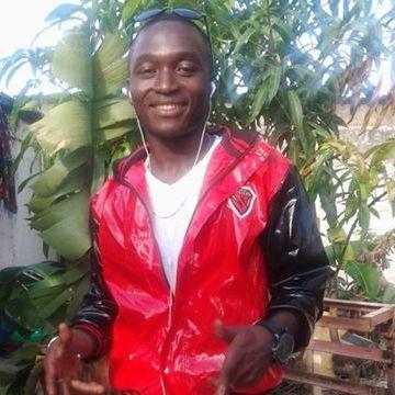 Ebrima Jobe, 28, Banjul, Gambia