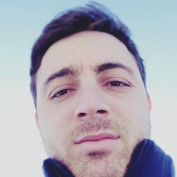 Koba Devadze, 28, Batumi, Georgia