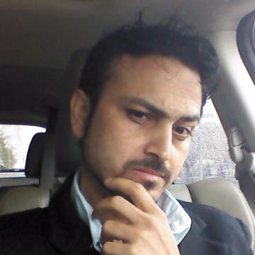 Jay Pokhrel, 39, New York, United States