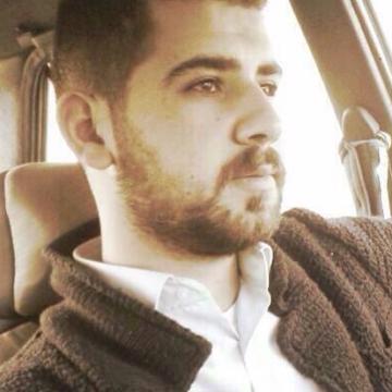 Baran Arslan, 25, Nevsehir, Turkey