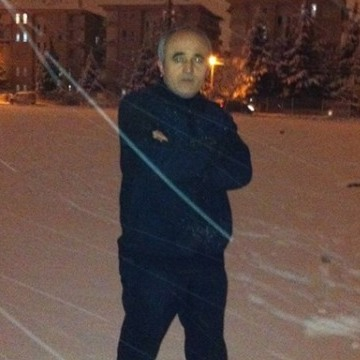 Eyup Ozkan, 44, Ankara, Turkey