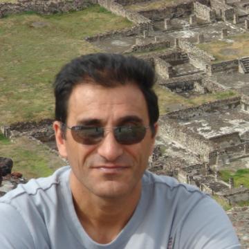 Demir, 51, Istanbul, Turkey