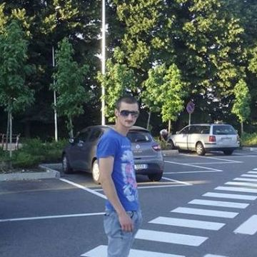 Adrian Daiescu, 27, Limbiate, Italy