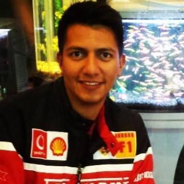 Agustin Martinez, 25, Cordoba, Mexico