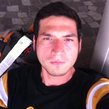 Francisco Ortega, 30, Bogota, Colombia
