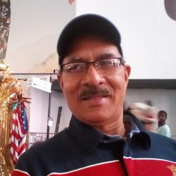 Wajahat Hussain, 57, Bishah, Saudi Arabia