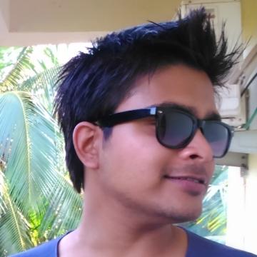 Souradeep Khasnobis, 25, Kolkata, India