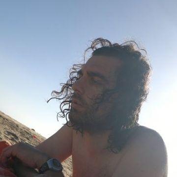 salvo, 35, Trapani, Italy