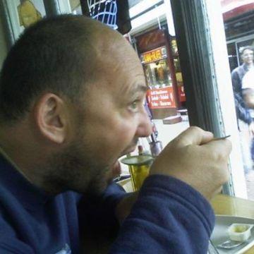 Carmelo Bartolo, 49, Messina, Italy