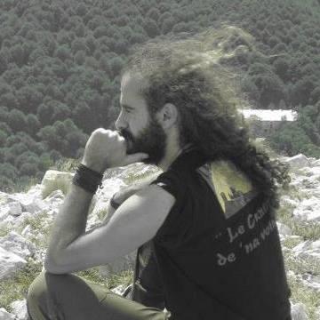 Walter Santoro, 44, Campobasso, Italy