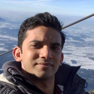 Sohaib Maqsood, 30, Munchen, Germany