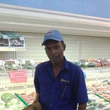 Steven Dorman, 49, Kingston, Jamaica