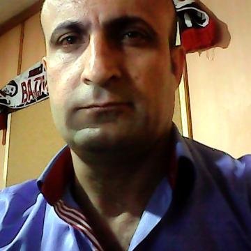 Hakan Uğur, 39, Istanbul, Turkey