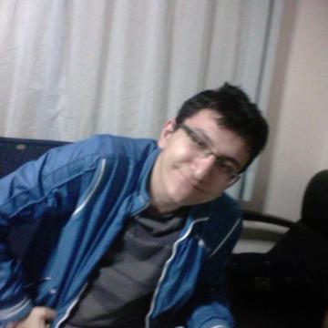 Nedim Demir'gs, 24, Ankara, Turkey