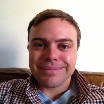 Patrick, 32, Chicago, United States